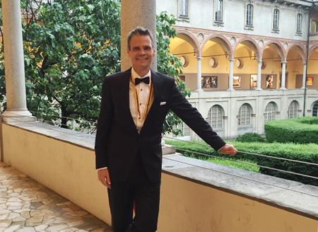 Dr. Bernard Bengs Fellow der Internationaleb Zahnaerzte Akademie