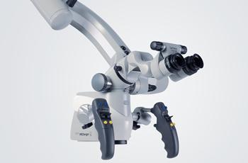 Dental Mikroskop für Endodontie und Wurzelbehandlung