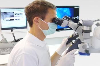 Informationen für Überweiser zur Endodontie Berlin-Mitte